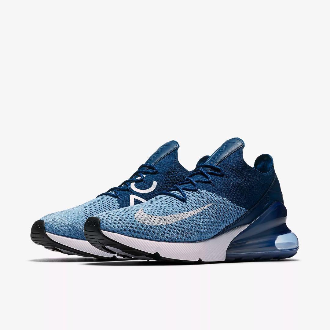 8732500f35b38 Tenis Nike Air Max 270 Flyknit Hombre Originales -   449.000 en ...