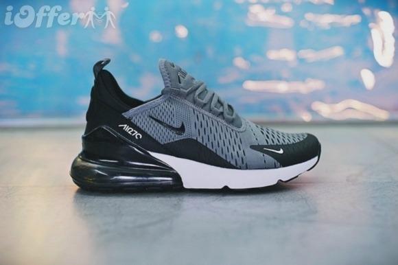 7b4ef0c591b09 Tenis Nike Air Max 270 Grises Para Hombre