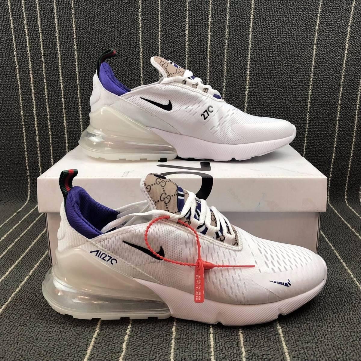 436495d8f672fb Tenis Nike Air Max 270 Gucci -   159.900 en Mercado Libre