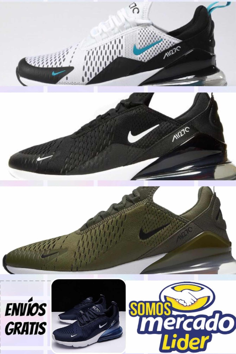 81f7396ff5256 Tenis Nike Air Max 270 Hombre 148.000 en Mercado Mercado Mercado Libre  ac064b