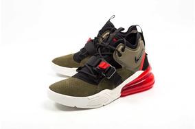 new arrival 3e52e f53d2 Tenis Nike Air Max 270 Medium Olive 100% Originales En Caja