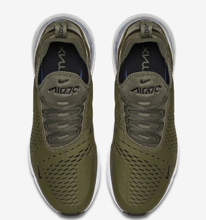 a938daf96e8b Tenis Nike Air Max 270 Military Green Envio Gratis -   1