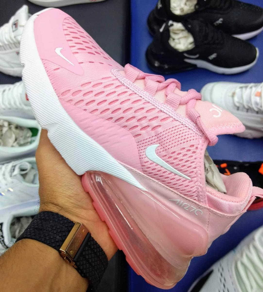 lo último 488e7 3157a Tenis Nike Air Max 270 Mujer