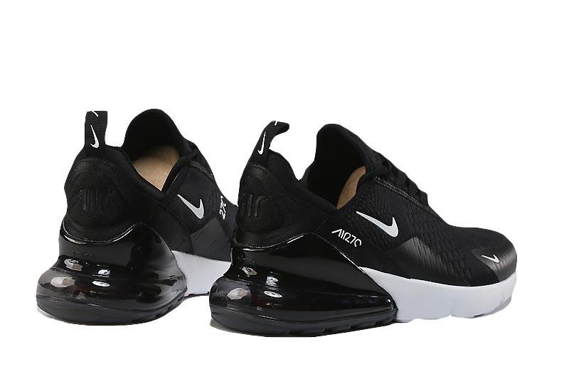 Tenis Nike Air Max 270 Negras Hombre