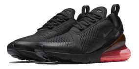 air max 270 negro y rojo
