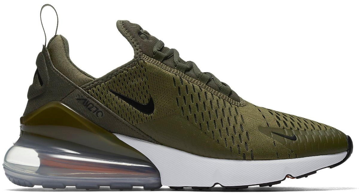 on sale 5ce4c f15e7 ... order tenis nike air max 270 olive green military oferta especial  cargando zoom. a942c 1d806