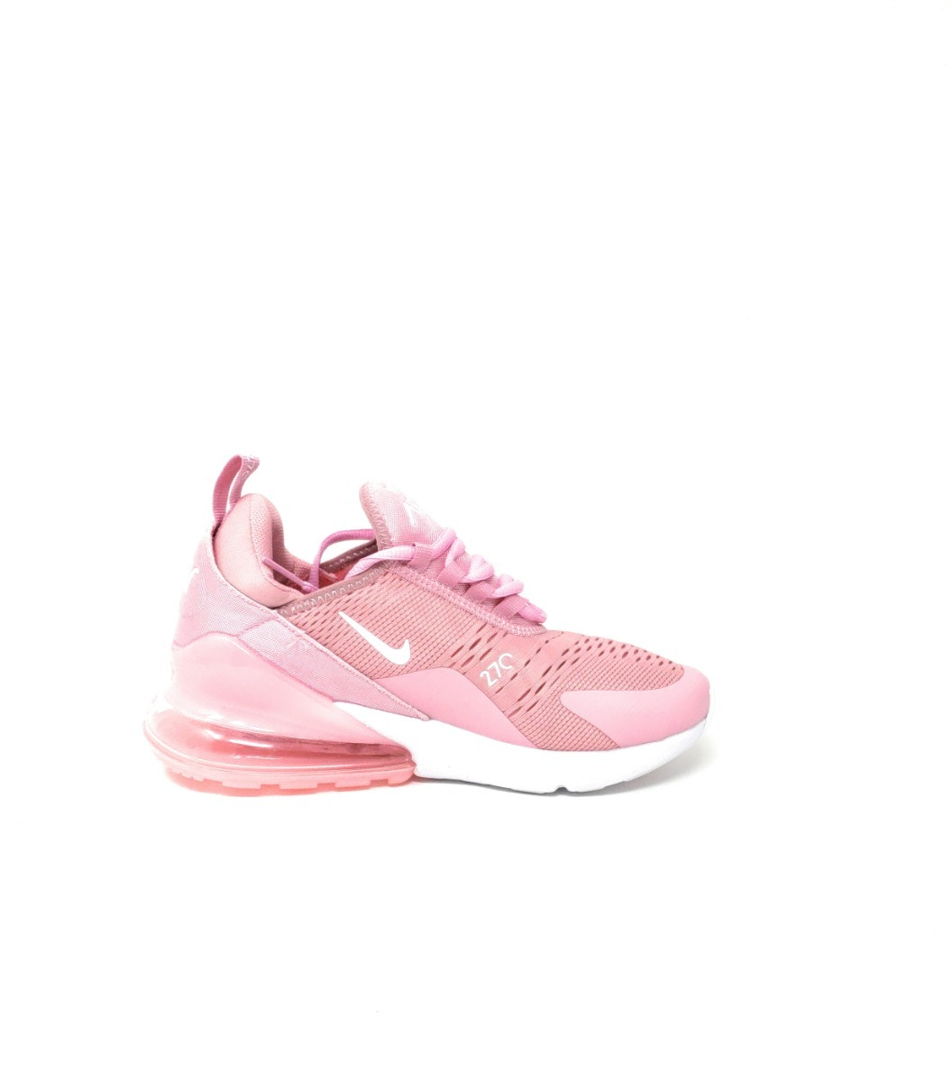 wholesale dealer fe219 b2a70 Tenis Nike Air Max 270 Pink Dama -  1,200.00 en Mercado Libr