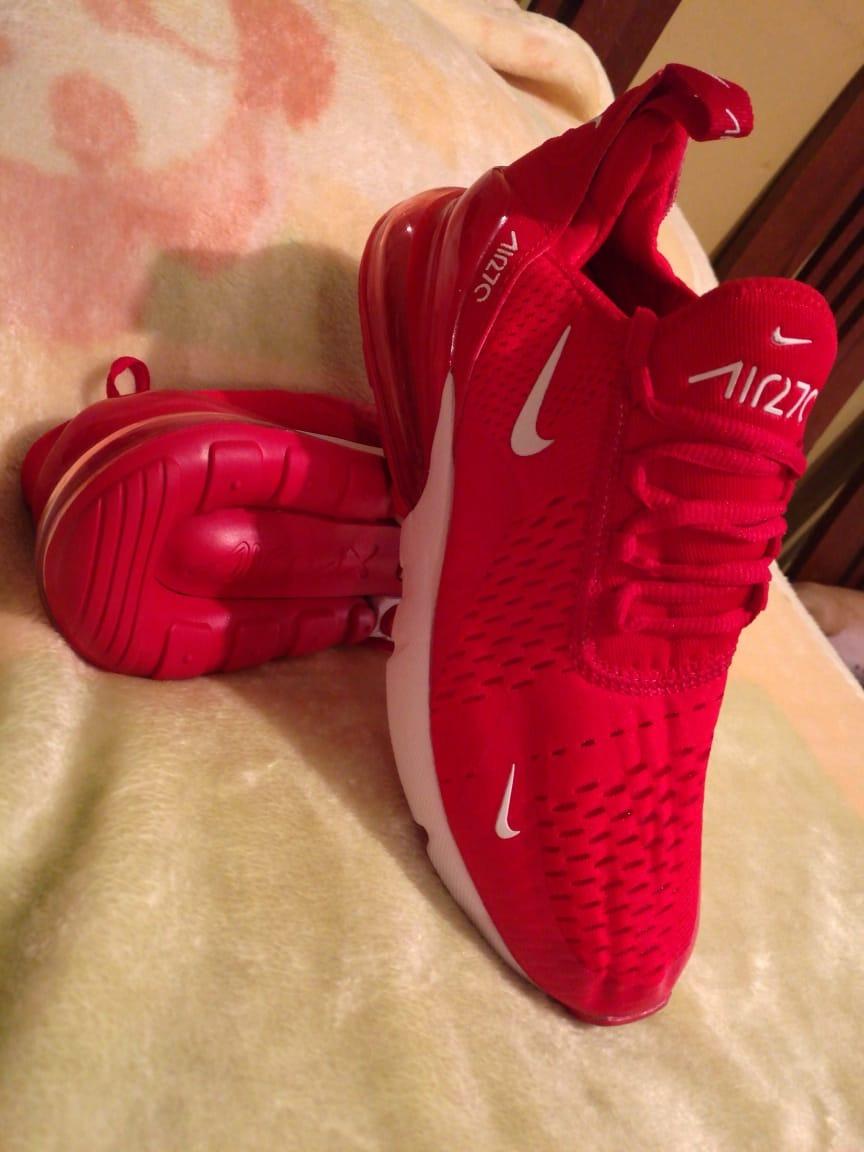 air max 270 rojo