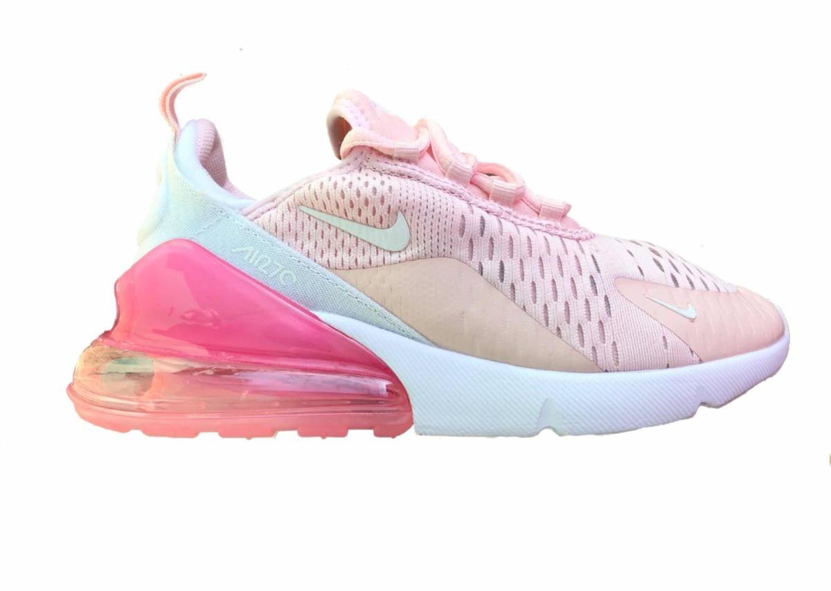 ... promo code for tenis nike air max 270 rosa blanco. cargando zoom. f742c  afd19 3907df5815108