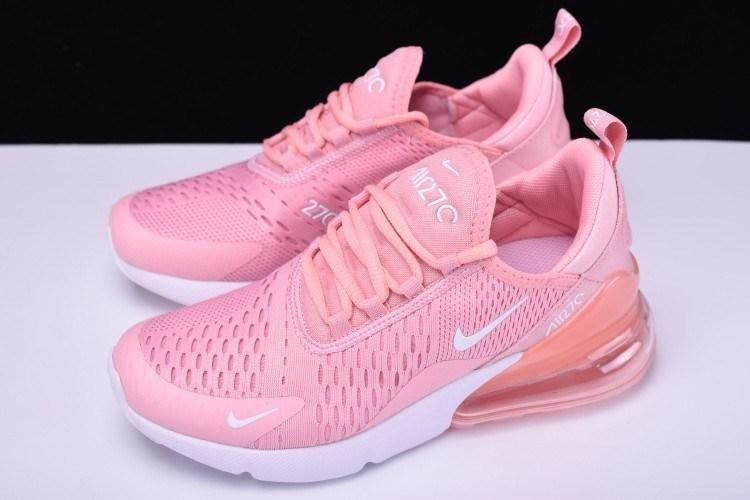 0220484cb3 Tenis Nike Air Max 270 Rosado Mujer -   155.000 en Mercado Libre
