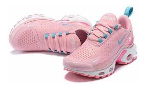 Tenis Nike Air Max 270 Tn Plus Rosa Envió Gratis