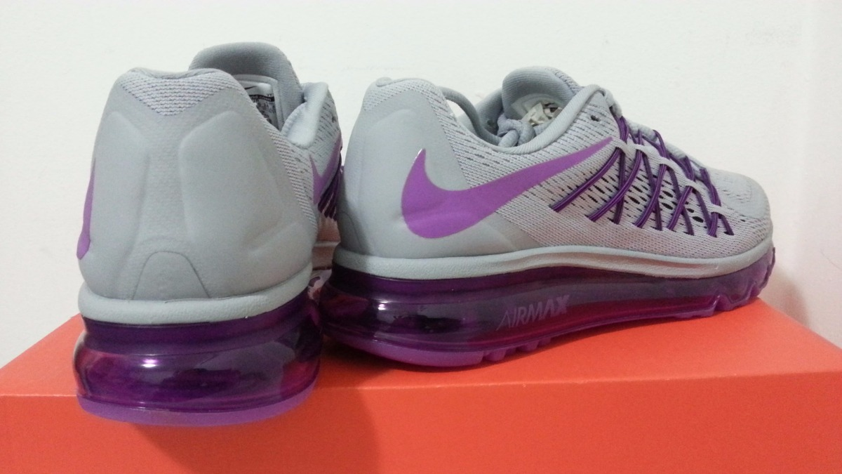 newest collection 214da cd746 Tenis Nike Air Max 360 Running Dama 100% Nuevo Original -  2