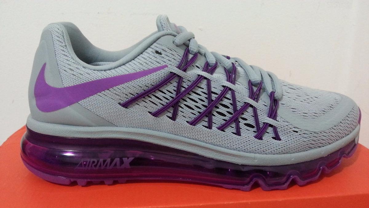 Tenis Nike Air Max 360 Running Dama 100% Nuevo Original