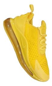 Tenis Nike Air Max 720 Amarilla Hombre Zapatillas Originales