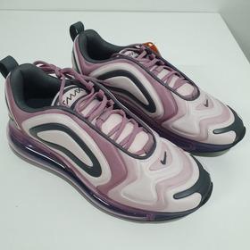 Tênis Nike Air Max 720 Feminino Rosa Original T 38 Obc Store