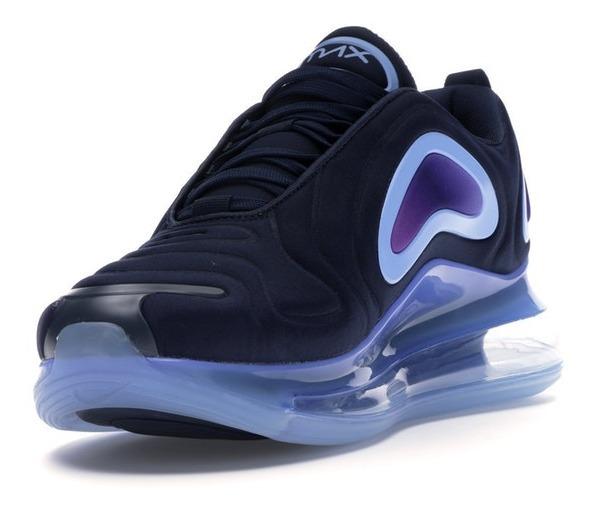 Tenis Nike Air Max 720 Negrolila Ao2924 402