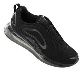 Tenis Nike Air Max 720 Negros # 27 Cm Meses Sin Intereses