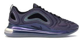 Nike Tenis Air Max Light Spirit GrisVerde, para Hombre