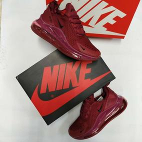 Tenis Nike Air Max 720 Vinotinto Hombre, Zapatillas.