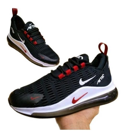 Belleza Nike Air Monarch Iv Hombre Zapatillas Running Blanco