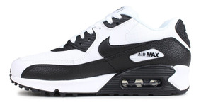Tenis Nike Air Max 90 Blanco C Negro Talla 24 Y 24.5 Mx Envio Gratis