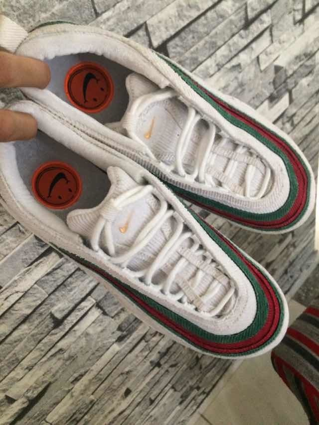 new style 67dcd 1e85d Tenis Nike Air Max 90 Colaboración Gucci