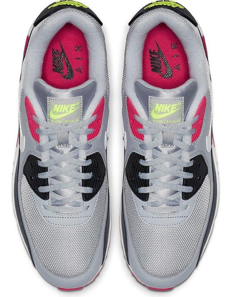Tenis Nike Air Max 90 Essential Gris #27 Cm. Msi.