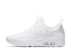 Tenis Masculino Nike Air Max 90 Ez Todo Branco + Brinde