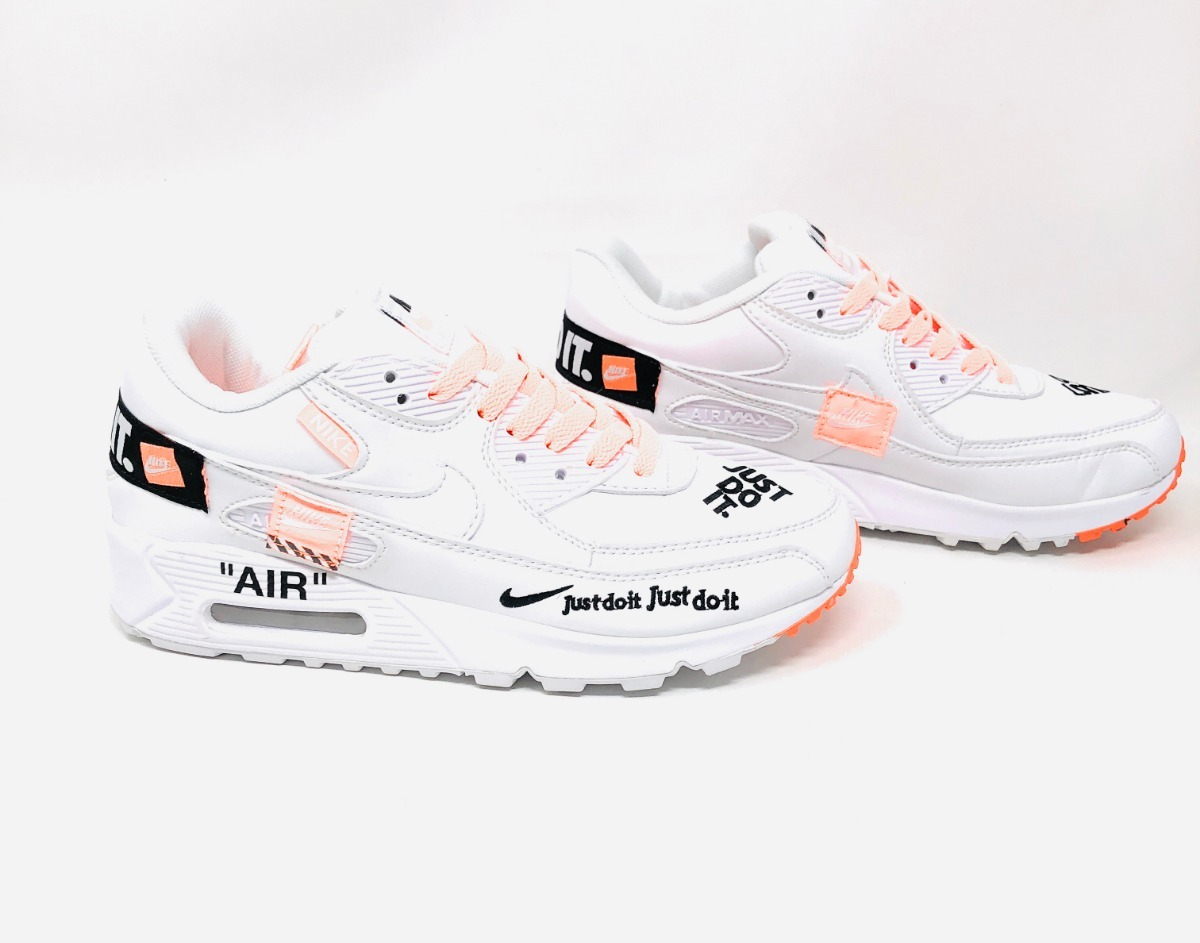 tenis nike air max 90 leather off white hombre. Cargando zoom. 7736280c47a21