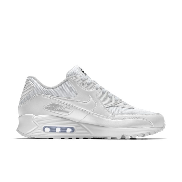 san francisco ec439 7db6b tenis nike air max 90 leather tela dama