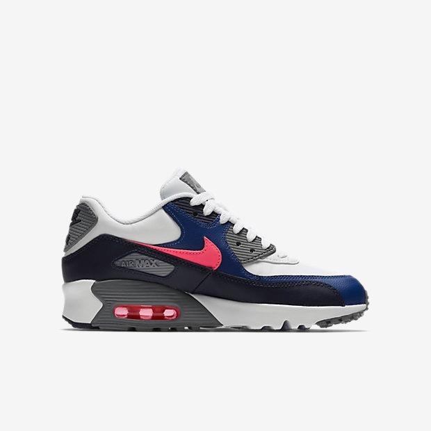 91526650f5e Tenis Nike Air Max 90 Ltr (gs) Ctsports - R 260 65d45a2749a3e