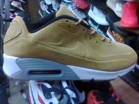 47d862531f2 Bot O Fixo Dourado N 90 Nike Air Max - Tênis no Mercado Livre Brasil