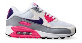 Zapatillas Casual Mujer Nike Air Max 90 Ns Se Rojas Coral