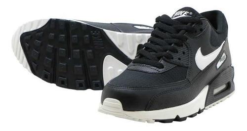 Tenis Nike Air Max 90 Negro # 24.5 Mx Envio Gratis