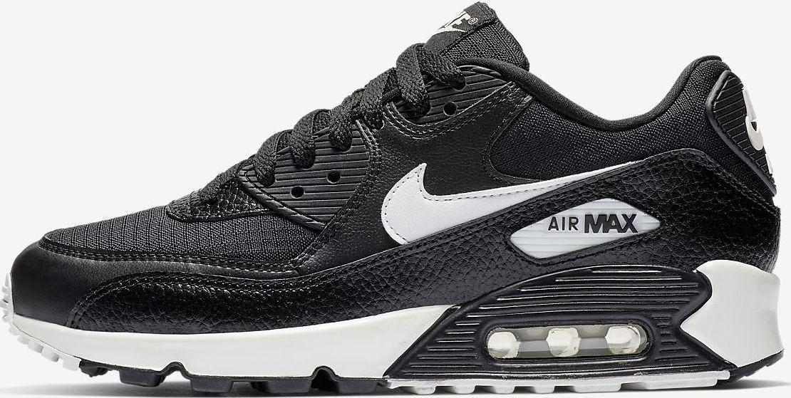 Tenis Nike Air Max 90 Negro Cblanco # 24.5 Mx