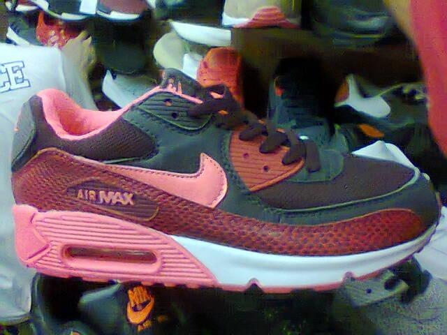 a7936e9426e tenis nike air max 90 preto e rosa nº38 ao 43 original