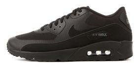 Tenis Nike Air Max 90 Ultra 2.0 Essential Negros Con Caja