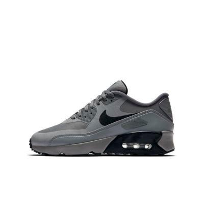 acheter populaire f8495 03068 Tenis Nike Air Max 90 Ultra 2.0 Le Gris #3.5 Y 4 Originales