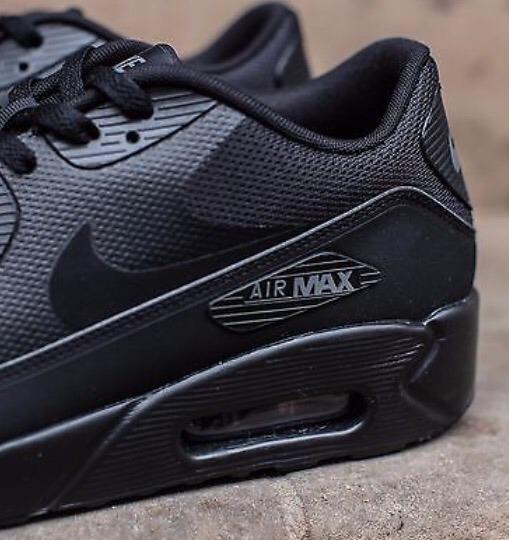 5c5b2eeb1e1df Tenis Nike Air Max 90 Ultra 2.0 - Negro -  8.5 Mx Envio Grat ...