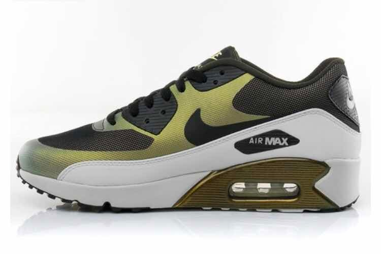uk availability 4d63f 81844 Tenis Nike Air Max 90 Ultra 2.0 / Verde #8 Mx // C/ Caja