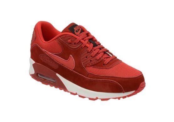 183521484678a Tenis Nike Air Max 90 Vermelho - R  599