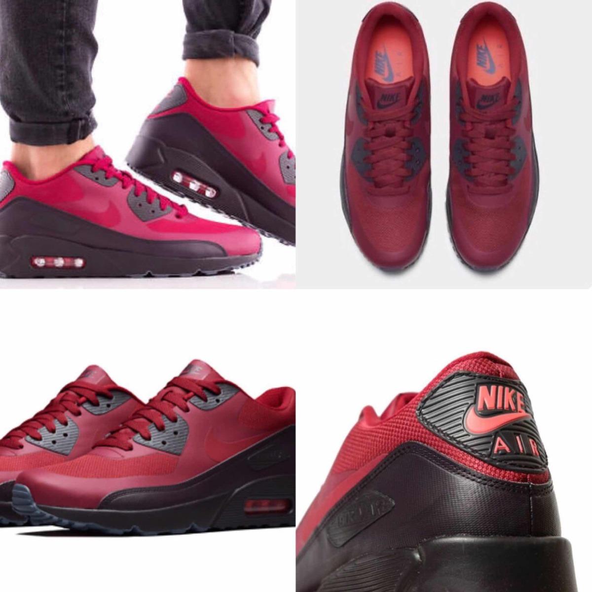 Cm 100Originales 90 Nike Air Max Mx Tenis Vino26 8PwOnkX0