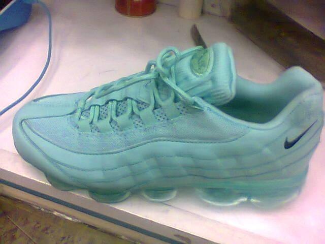 reputable site 3a151 4cf85 Tenis Nike Air Max 95 Plus Verde Agua Nº34 Ao 39 Original!!!