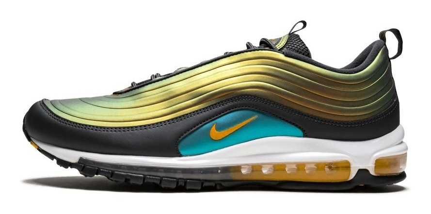 Tenis Nike Air Max 97 Lx Retro Clasico 90 95 Plus Ultra