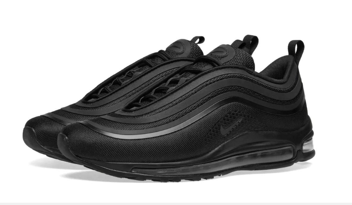 529d46732e6 Tenis Nike Air Max 97 Negros 2018 Hombre Oferta -   1