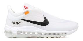 Tenis Nike Air Max 97 Off White Promoción Hombre