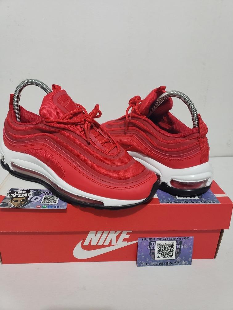 b4e9ef26646 ... australia tenis nike air max 97 rojo para dama en caja envio gratis. cargando  zoom