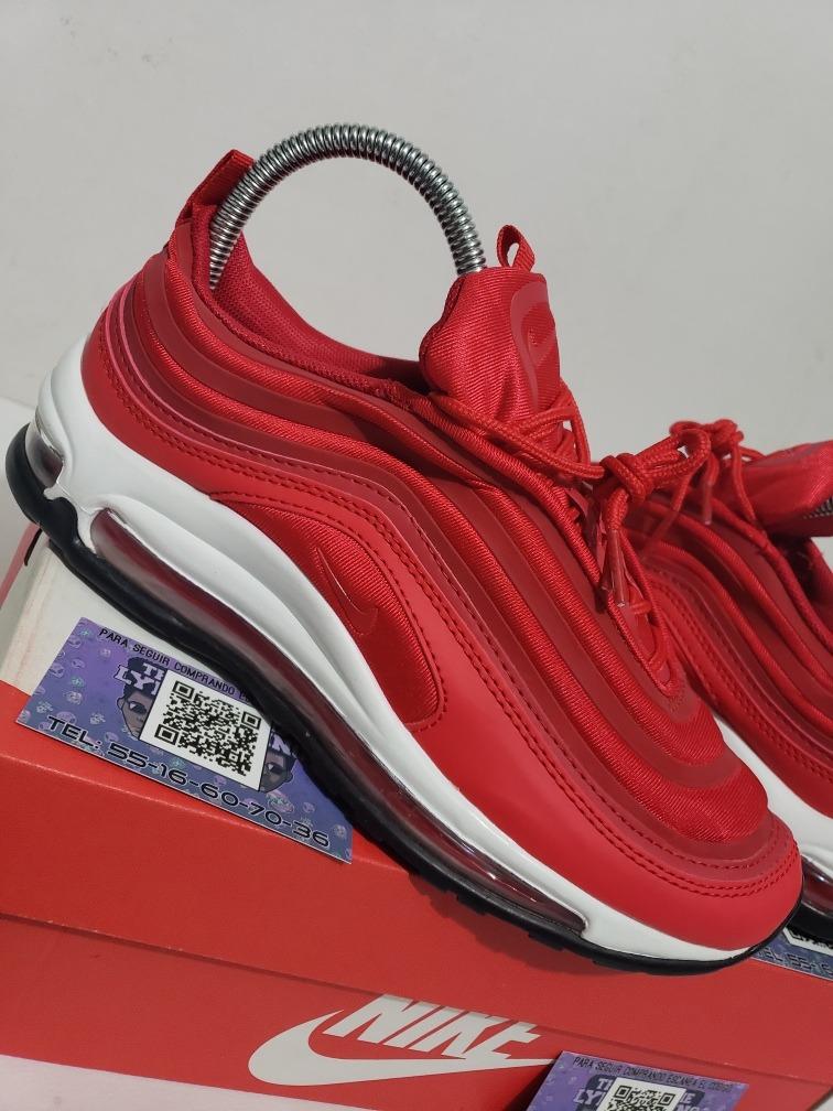 air max rojo 97