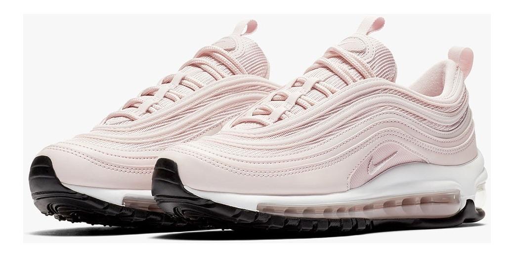 Zapatillas Nike Baratas,Nike Air Max 97 Hombre Mujer En Blancas