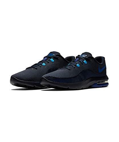 f82bba8992 Tenis Nike Air Max Advantage 2 Azul Caballero -   2